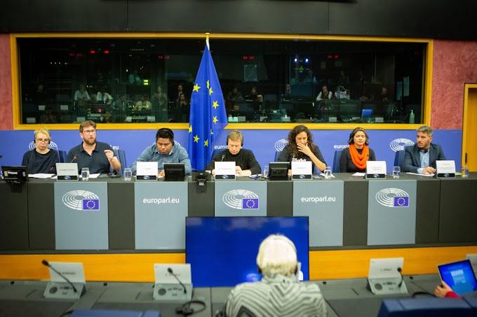 كتلة اليسار الأوروبي : ترشيح سلطانة سيدإبراهيم خيا لجائزة ساخاروف هدفه إبراز وضعية النشطاء الصحراويين وكسر صمت أوروبا تجاه القضية الصحراوية