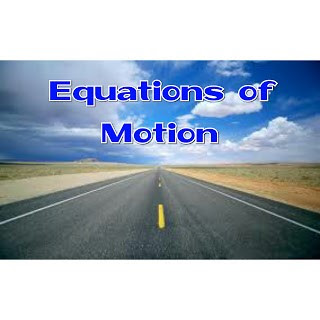 motion Equation
