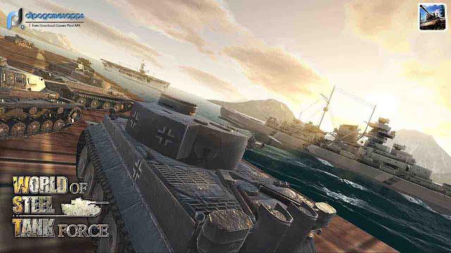 Download World Of Steel: Tank Force MOD APK