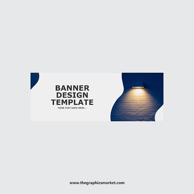 banner design template, thegraphicsmarket, the graphics market,