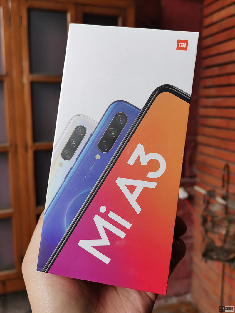 Christmas Giveaway: Brand new Xiaomi Mi A3!