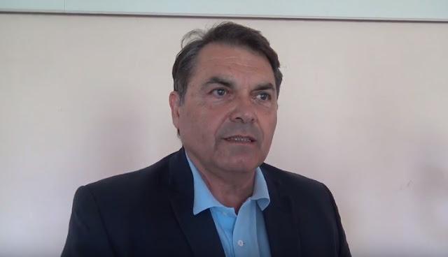 Δηλώσεις του Δ. Καμπόσου αμέσως μετά την διαγραφή του από τη Νέα Δημοκρατία (βίντεο)
