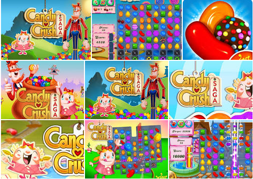 Candy Crush Saga V 1.74.0.7 Apk for Android Free Download