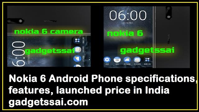 nokia 6 price india