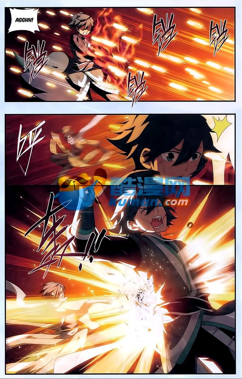 Battle Through the Heavens Chapter 178-45