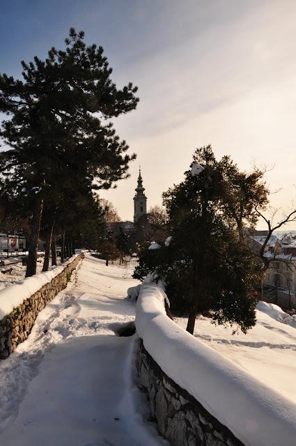 Kalemegdan, Belgrad / Beograd