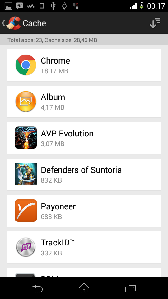 CCleaner for Android Terbaru