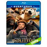 Las aventuras del doctor Dolittle (2020) Placebo Full HD 1080p Latino