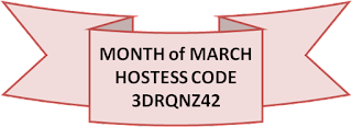 march-hostess-code-uk-stampin