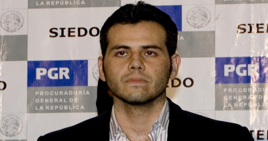 """""""El Vicentillo"""" es condenado a 15 años de prisión en EU por narcotráfico; sólo podría cumplir 2 o 3 en la cárcel."""