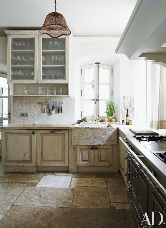 Kitchens In France French Kitchen Decor Inspiration
