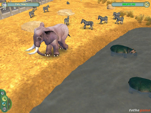 Zoo Tycoon 2 Ultimate Collection PC Download Free Gameplay