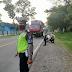 Cegah Kerawanan Berlalulintas, Satlantas Polres Ngawi Gelar Patroli Strong Point Cegah Rawan Laka