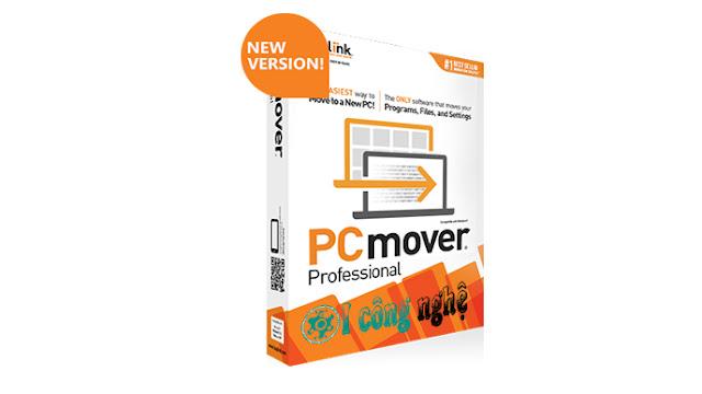 تحميل برنامج PCmover Professional 11 كامل مع التفعيل