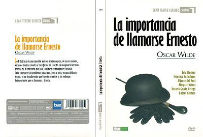 La importancia de llamarse Ernesto | 1968 | Estudio 1