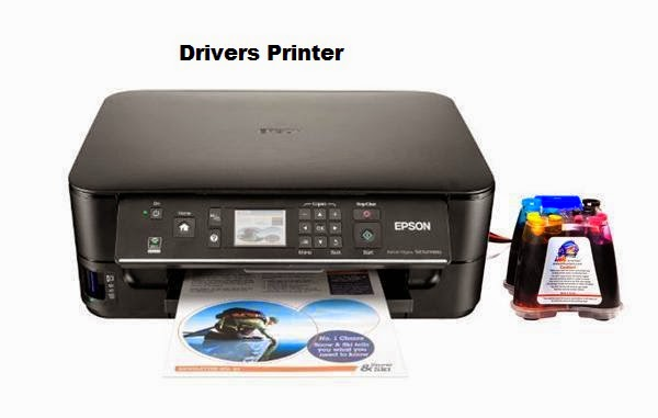 Epson Stylus Office BX535WD Driver Downloads