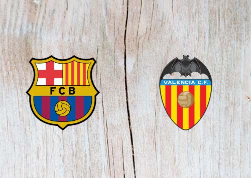 Barcelona vs Valencia Full Match & Highlights 25 May 2019