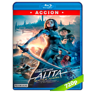 Battle Angel: La última guerrera (2019) BRRip 720p Audio Dual Latino-Ingles