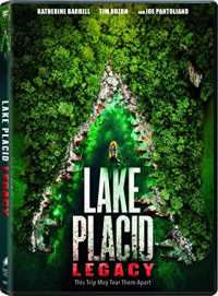 Lake Placid Legacy 300MB Dual Audio Hindi + English 480p