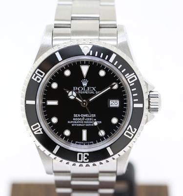 Pajak Rolex (Sea-Dweller di kedaipajak – RM40,00)