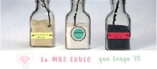 pegatinas para frascos