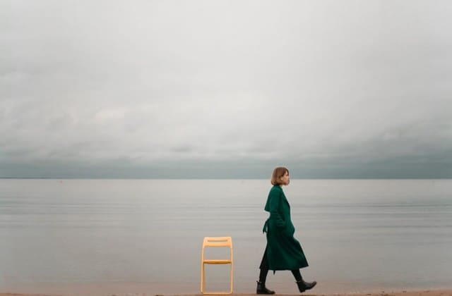 Kamu pun mulai kembali mencari, hingga akhirnya kamu menyadari ternyata kamu masih nyaman sendiri