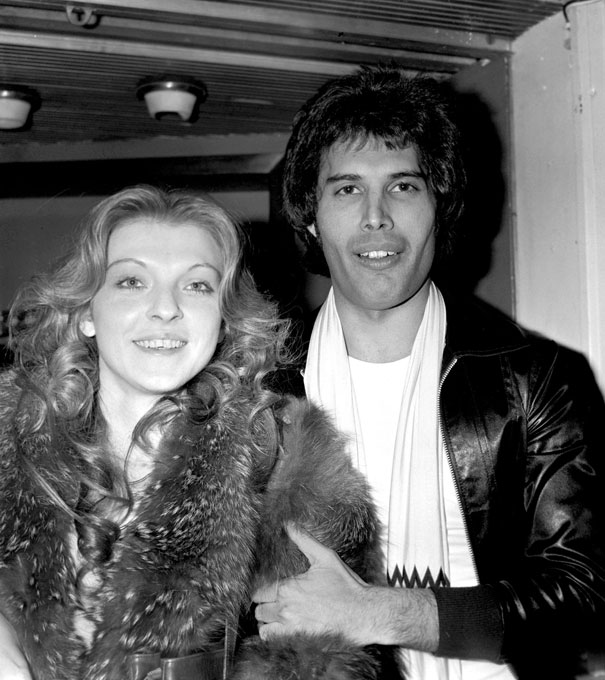 25 Stunning Pictures Of Freddie Mercury With His One True Love, Mary Austin