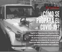 Coronavirus Venezuela Caracas PuliExpress COVID19 salud