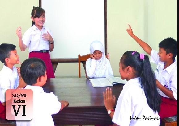 Jurnal Kelas 6 Kurikulum 2013 Revisi 2018