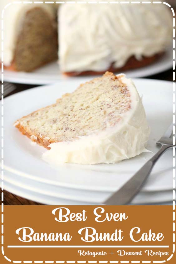 This really is the Best Ever Banana Bundt Cake Recipe Best Ever Banana Bundt Cake