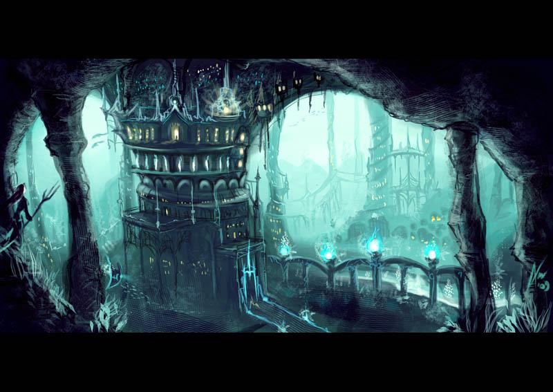 Realm 1: Atlantis | Minecraft - BTM - Titan | Scribble