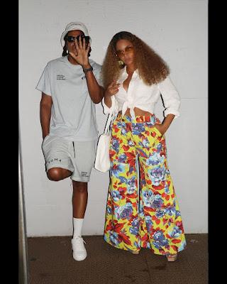 Beyonce White Teflar