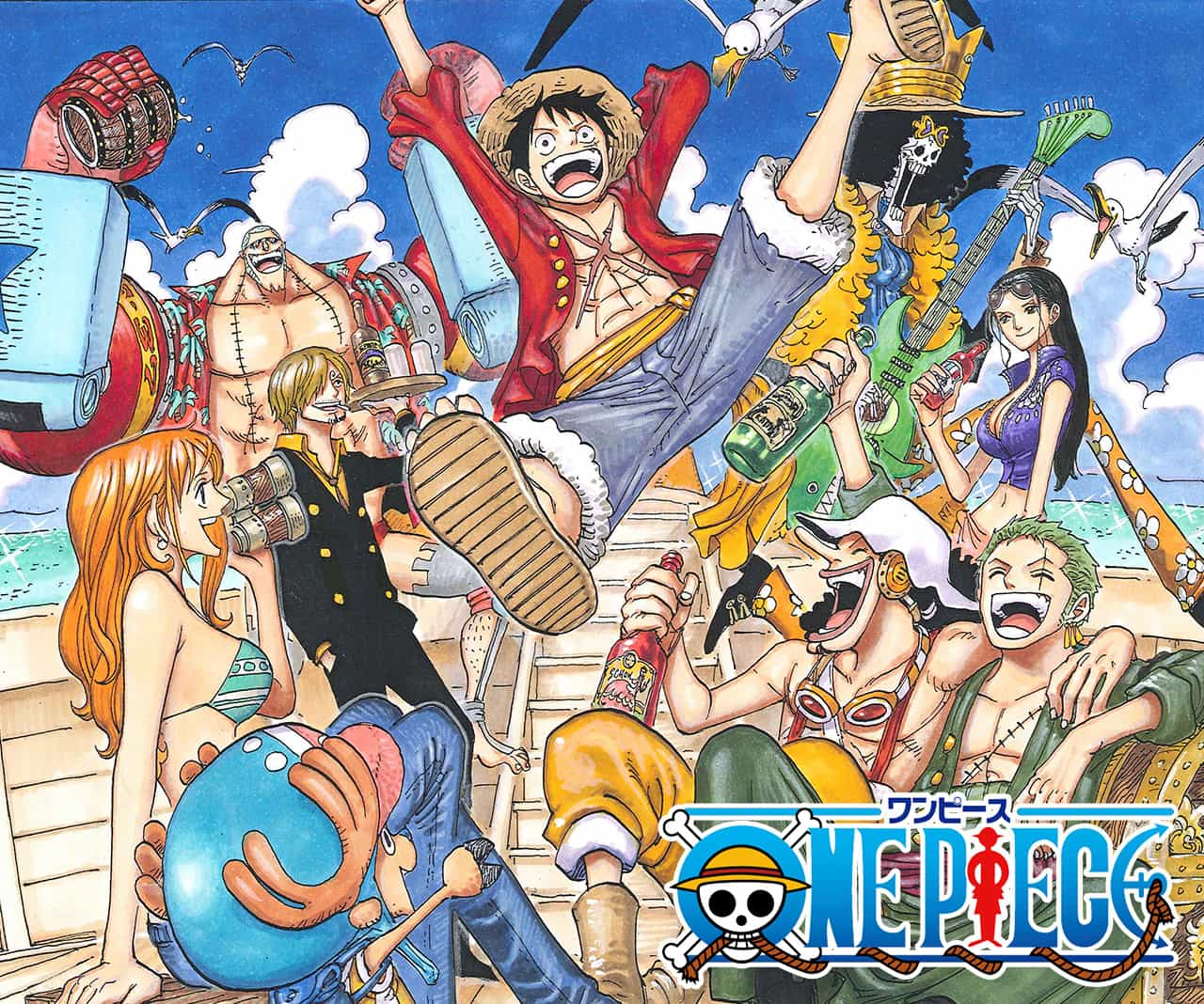 List of One Piece chapters