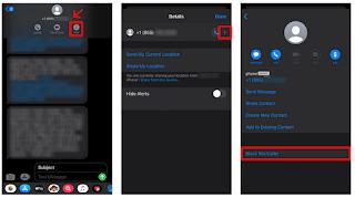 Cara memblokir pesan teks di iPhone ternyata sangat gampang