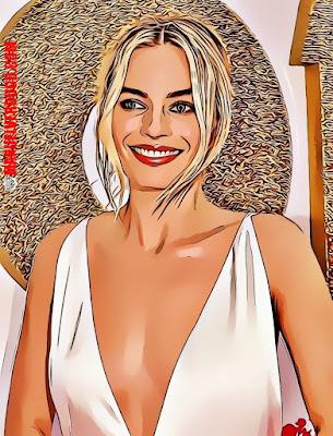 Margot Elise Robbie (Margot Robbie)