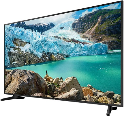 Samsung 4K UHD 2019 50RU7025: Smart TV 4K de 55'' con PurColor, SmartThings y Apple TV