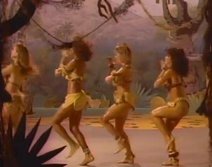 Mil Y Un Videos Was Not Was Quot Walk The Dinosaur Quot 1987