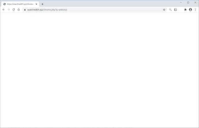 Searchred01.xyz (Hijacker)