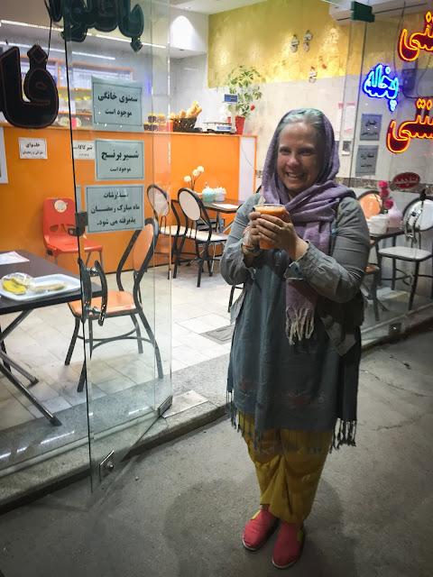 Havij bastani, Tabriz, Iran