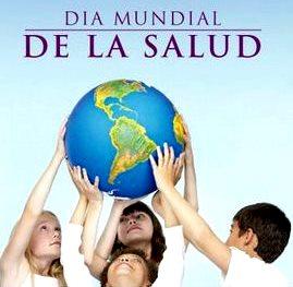 Imagen dedicado al Día Mundial de la Salud