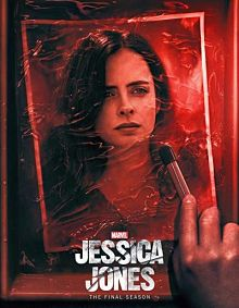 Sinopsis pemain genre Serial Marvel's Jessica Jones Season 3 (2019) - Final Season