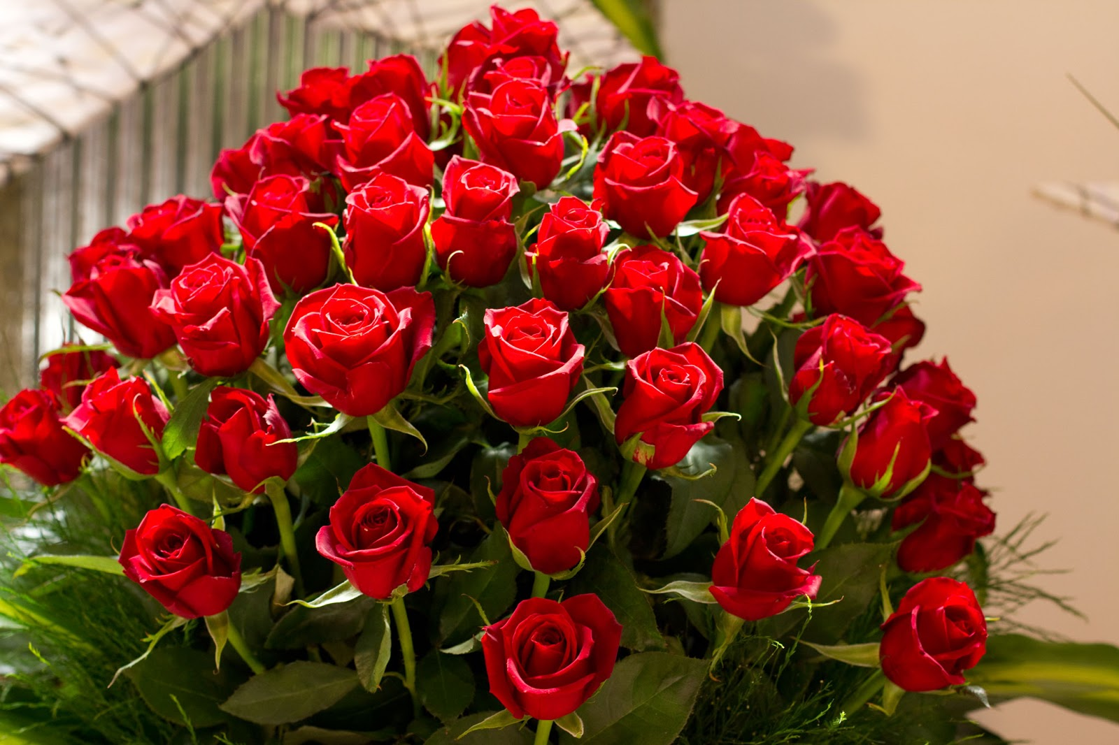 2013 - Bouquet of red roses hd images ...