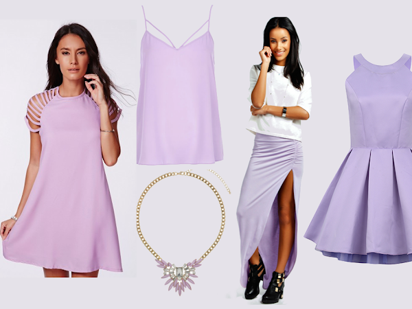 Loving Lilac: High Street Picks