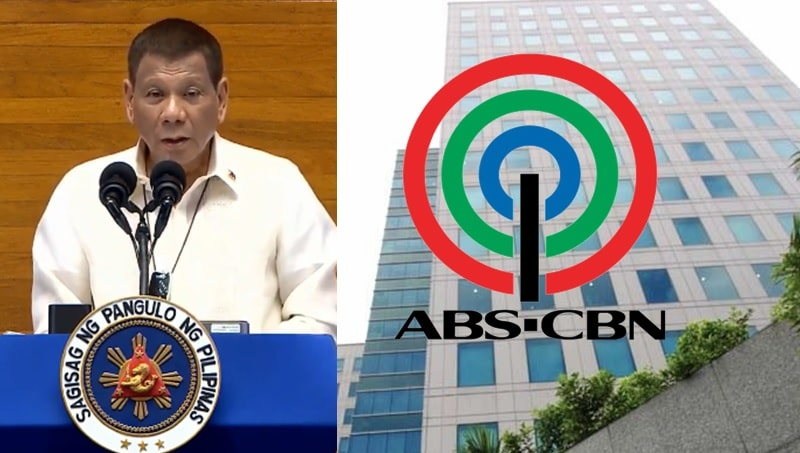 Duterte blasts Drilon, Lopezes, ABS-CBN during SONA