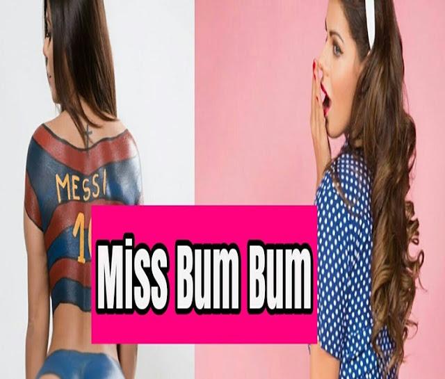 Miss Bum Bum | Suzy Cortez