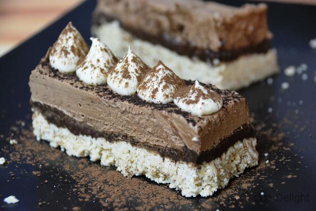 no bake chocolate squares חיתוכיות שוקולד ללא אפייה