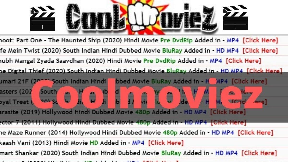 Coolmoviez 2020: Coolmoviez Illegal Bollywood, Hollywood HD Movies Download Website, Latest Coolmoviez Movies