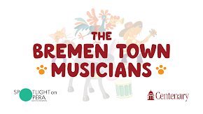 Touring children's opera to offer free performances of The Bremen Town Musicians in Shreveport