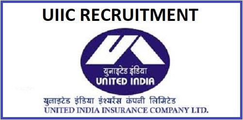 UIICL AO Medical Recruitment 2020