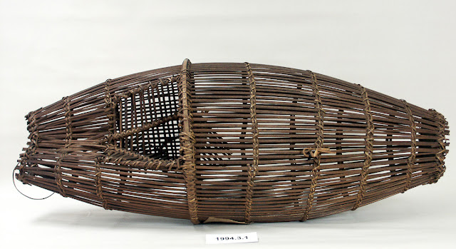 "The ""bañgon"" must have looked similar to the image above.  Image source:  Pitt Rivers Museum."
